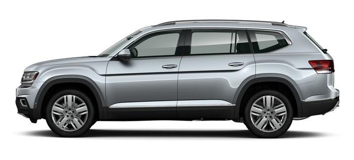 Volkswagen Teramont 3.6 V6 AT AWD (280 л.с.) Respect