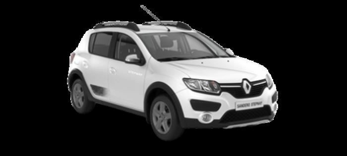 Renault Sandero Stepway 1.6 AMT (82 л. с.)