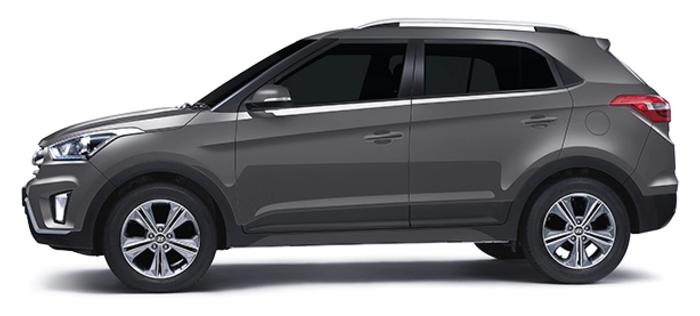 Hyundai Creta 1.6 AT 2WD (123 л. с.) Travel+Advanced
