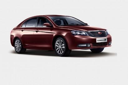 Geely Emgrand EC7 остался самым продаваемым китайским седаном в России - Geely motors