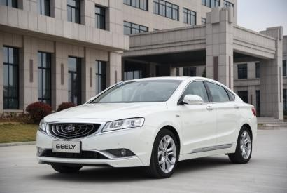Автомобиль Geely GC9 назван «Автомобилем Года» в Китае - Ринг Авто