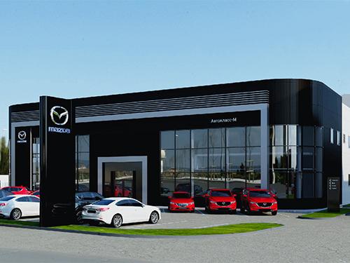"Mazda ""Автокласс-M"""