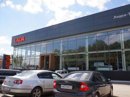 Лада-Автокласс