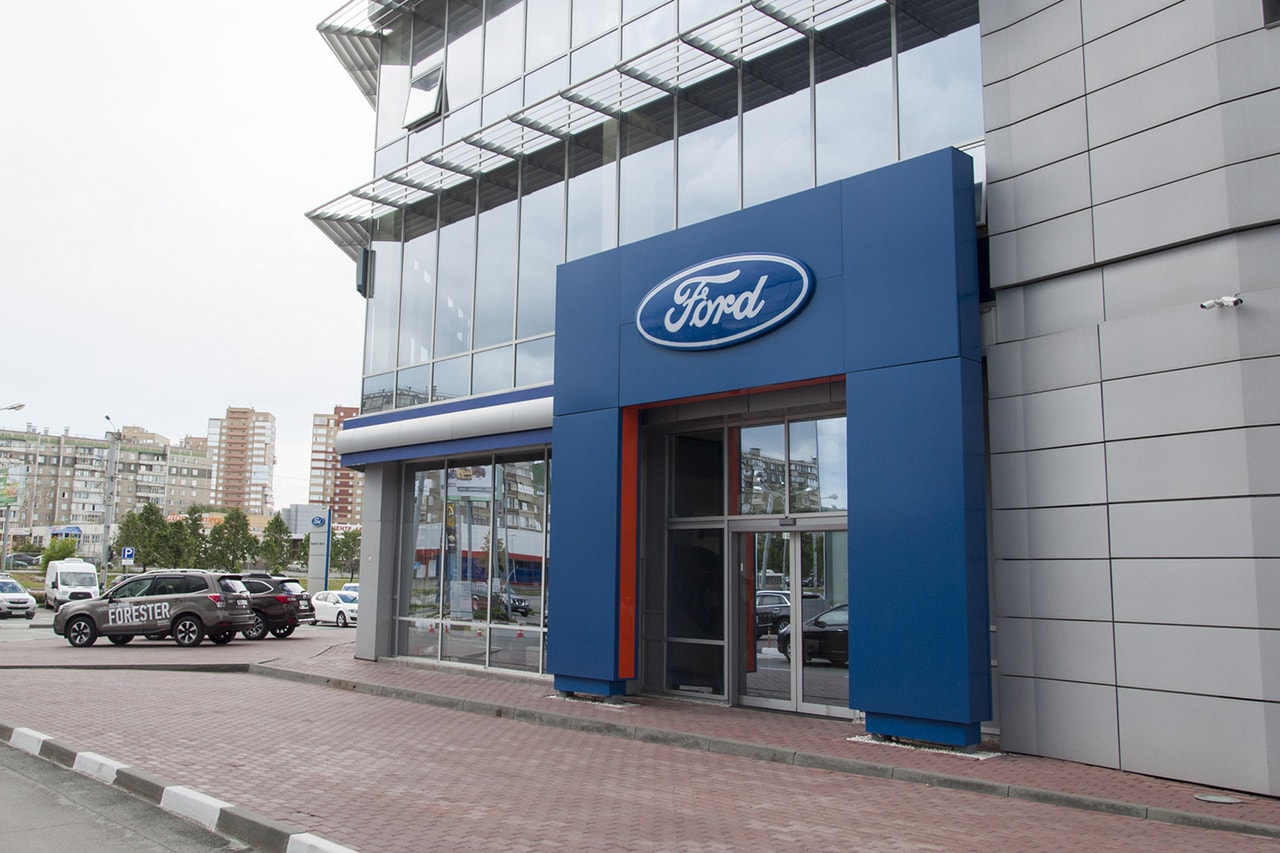 Планета Авто Ford Transit центр