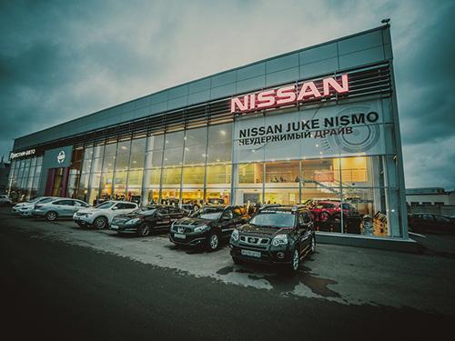 Престиж-авто Nissan