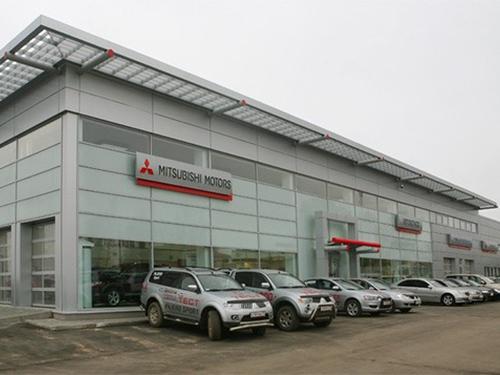 """Mitsubishi """"Автокласс"""""""