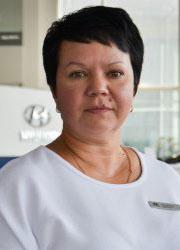 Елена Юпатова