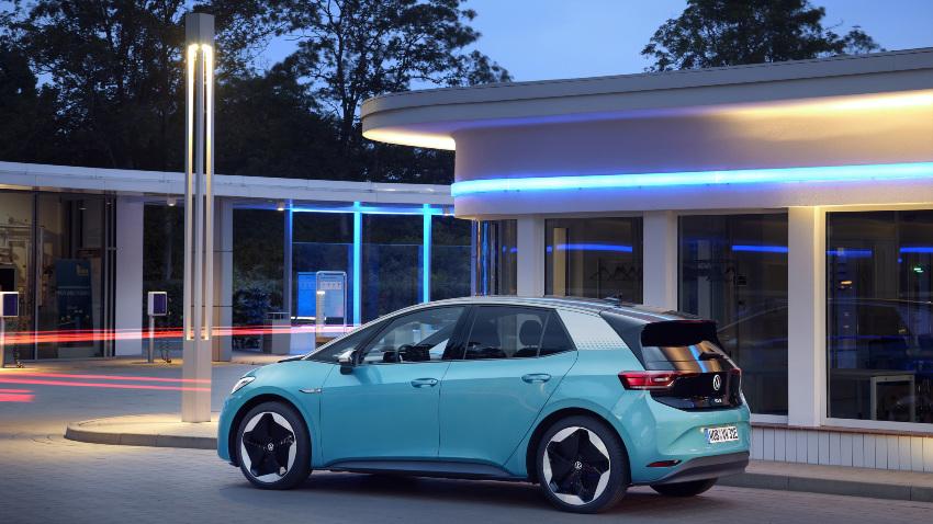 Обновления для новых моделей Volkswagen семейства ID.