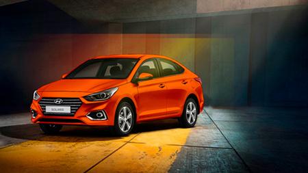Hyundai Solaris 2018 на лучших условиях!