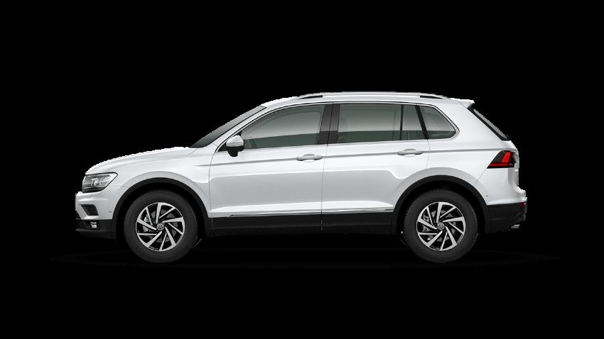 Специальное предложение на Volkswagen Tiguan