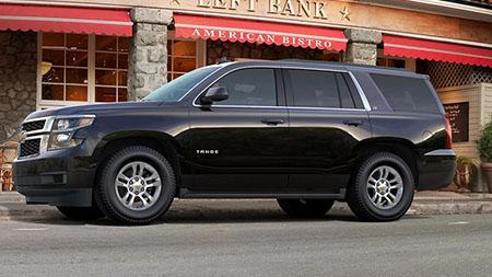 Легендарный Chevrolet Tahoe