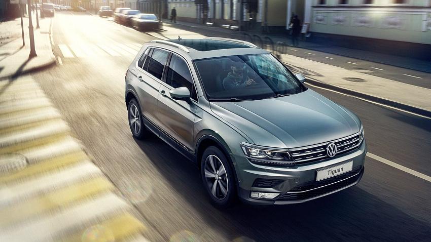 Volkswagen на выгодных кредитных условиях