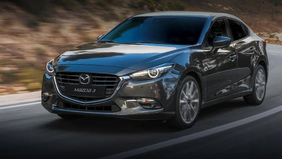 Привлекательный кредит для Mazda3