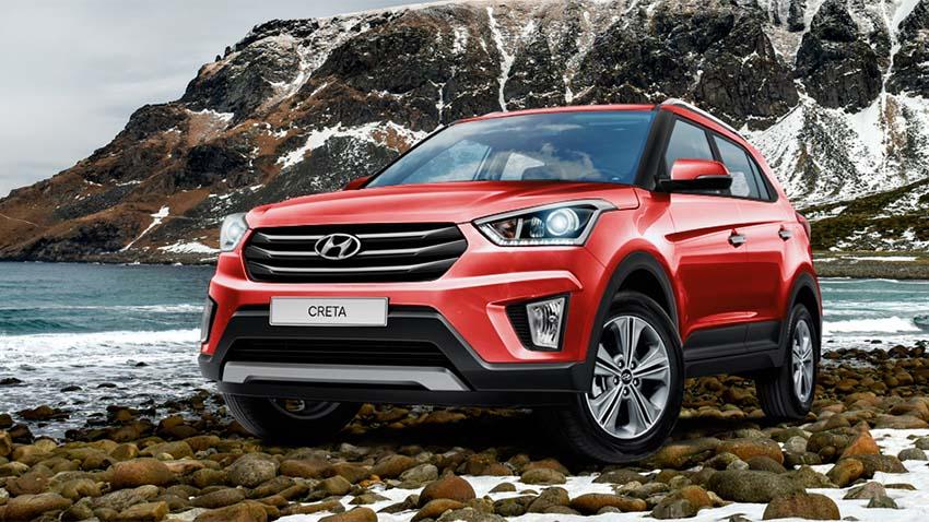 Hyundai Creta с пакетом преимуществ!
