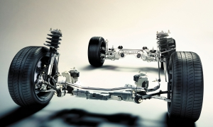 Проверка подвески и регулировка углов установки