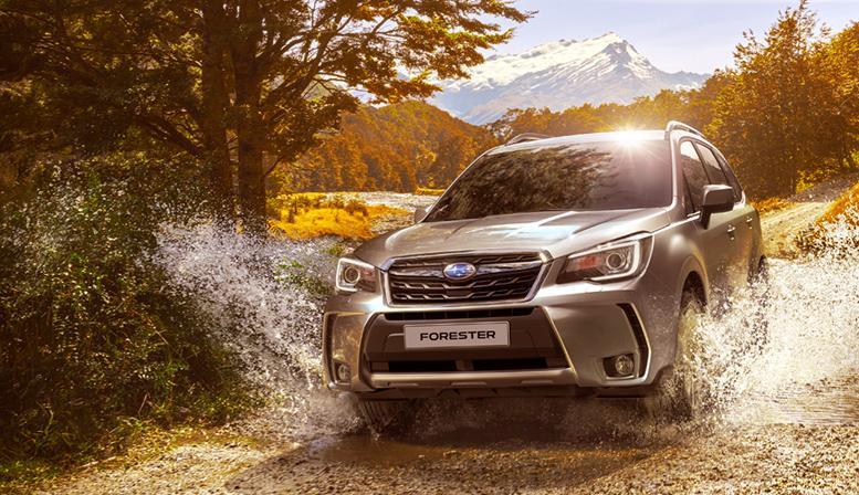 Программа Subaru Drive - кредит от 4,0%