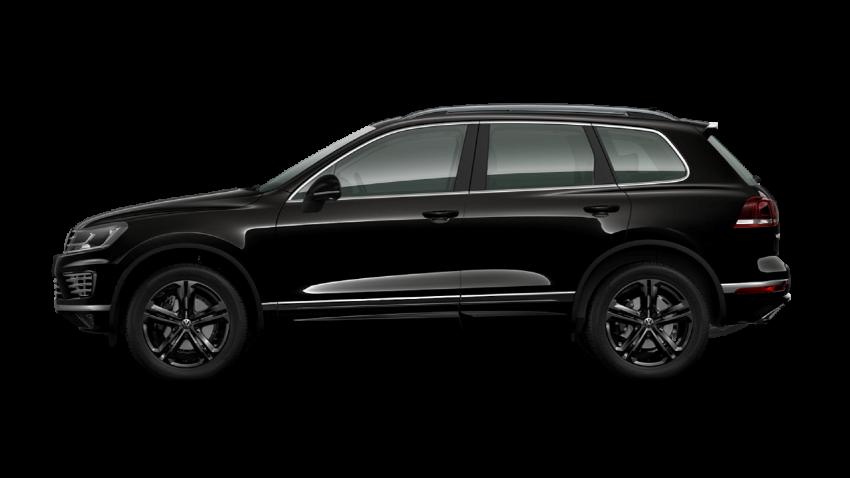 Специальное предложение на Volkswagen Touareg