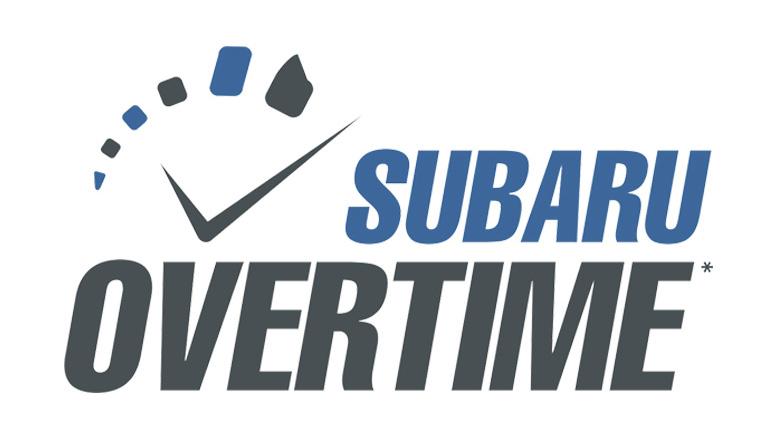 Subaru Овертайм - продление преимуществ гарантийного обслуживания