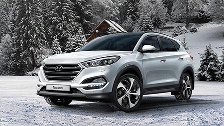 Hyundai Tucson. Решайся!