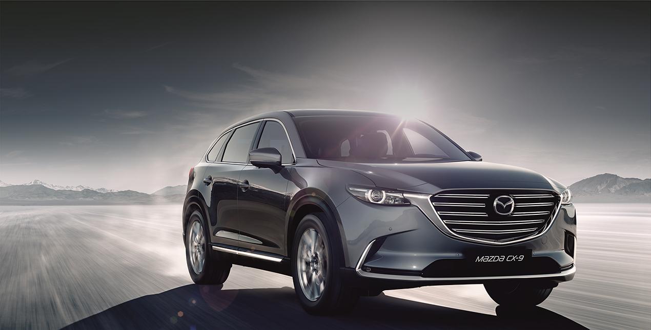 Mazda CX-9  с выгодой до 185 000 руб.