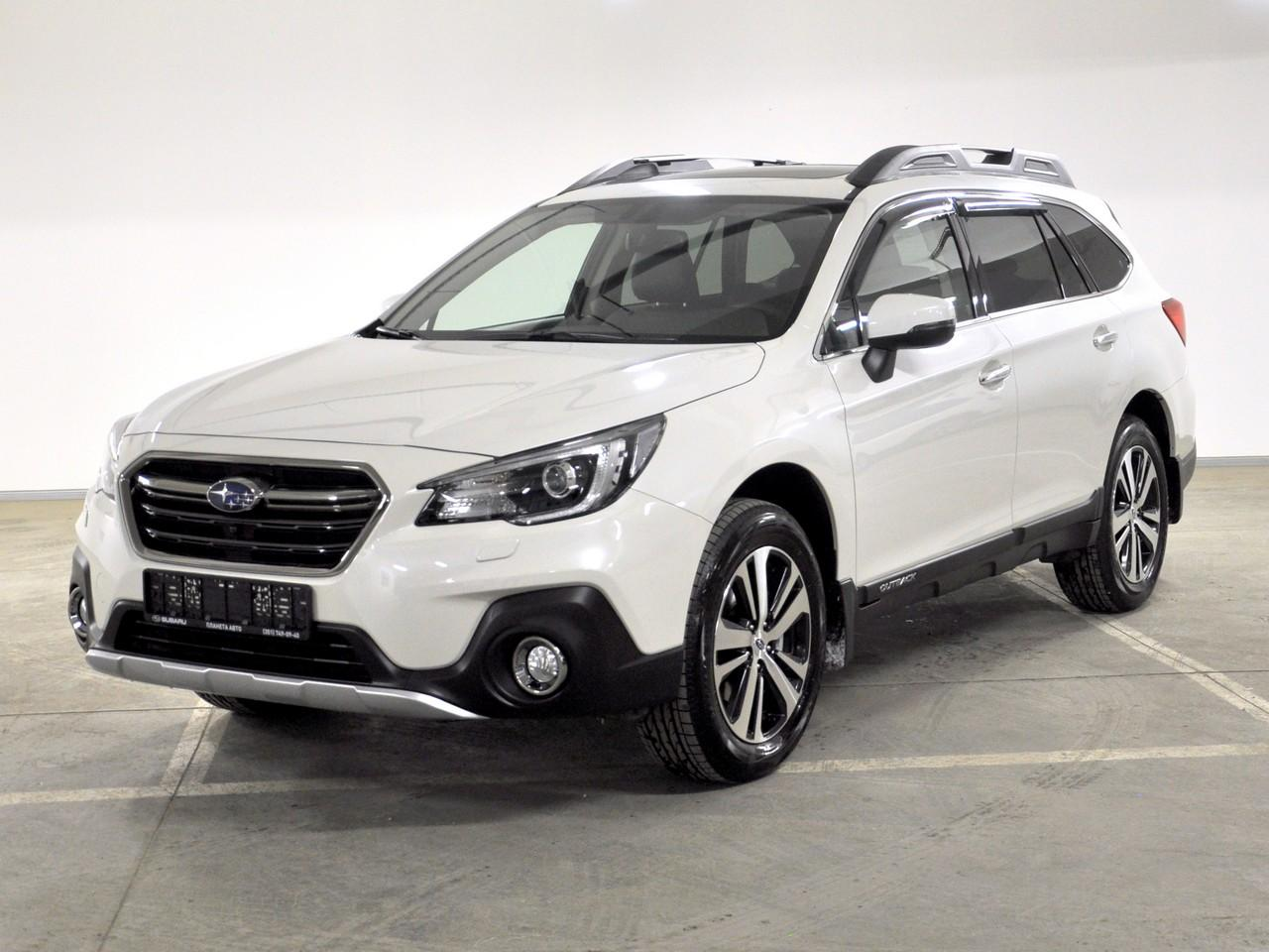 Subaru Outback 2.5 Lineartronic AWD (175 л. с.) Premium