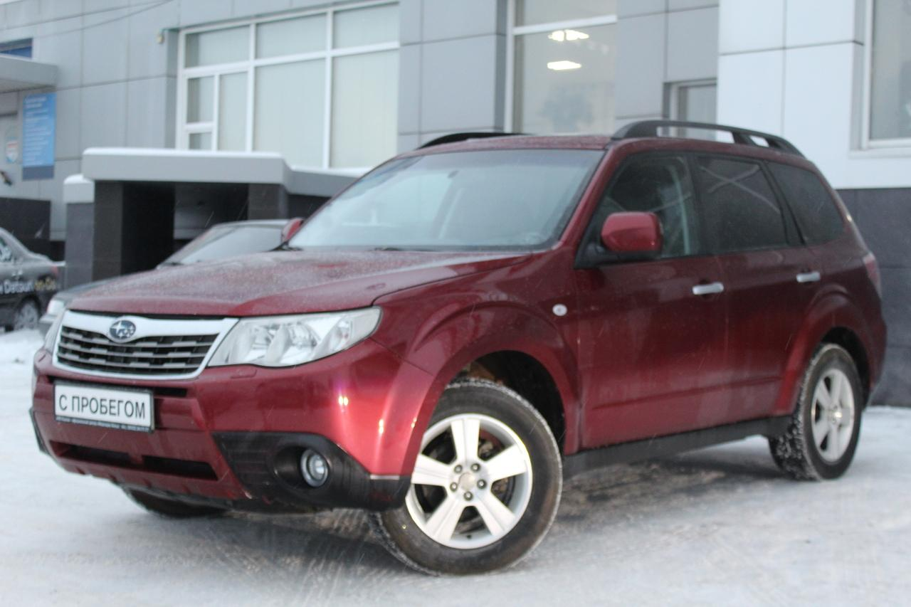Subaru Forester 2.0 AT (150 л.с.) 4WD