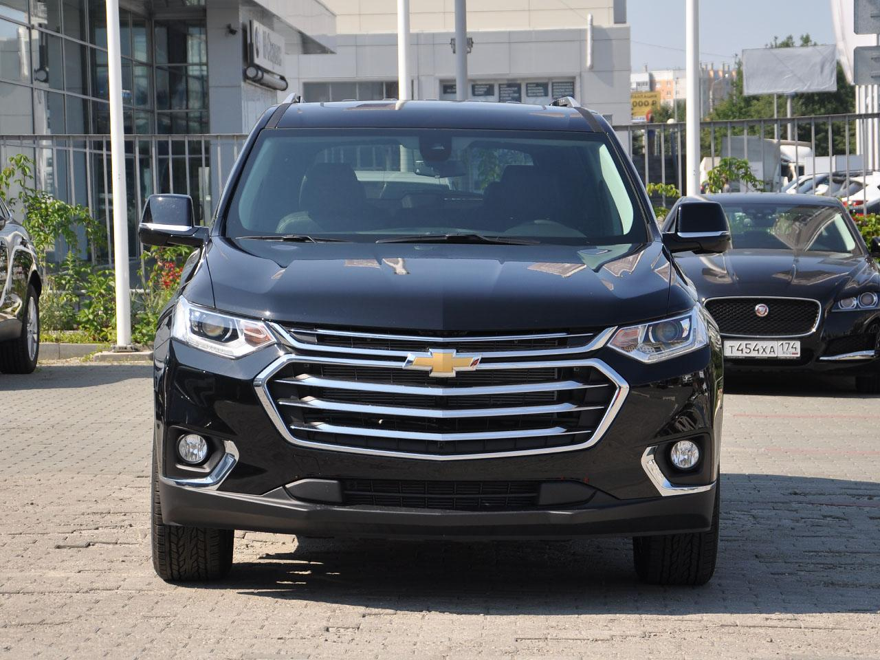 Chevrolet Traverse 3.6 AT AWD (314 л.с.) Premier