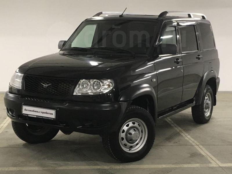 УАЗ Patriot 2.7 MT 4WD (128 л. с.)