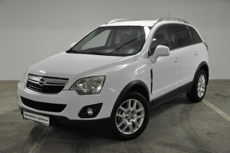 Opel Antara 2.4 AT AWD (167 л. с.)