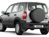 Chevrolet niva Niva 1.7 MT (80 л. с.) LC