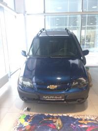 Chevrolet niva Niva 1.7 MT (79,6 л. с.) GL