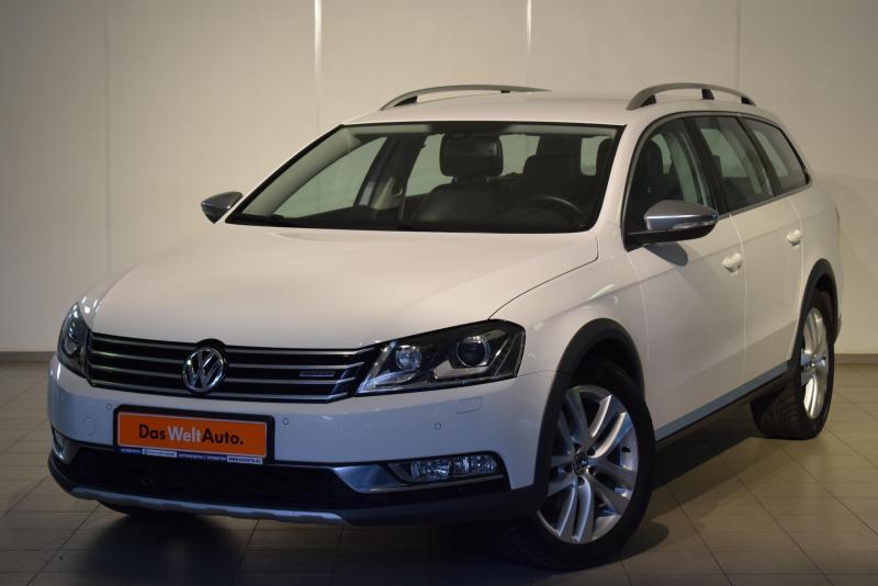 Volkswagen Passat 2.0 TSI 4Motion DSG (210 л. с.)