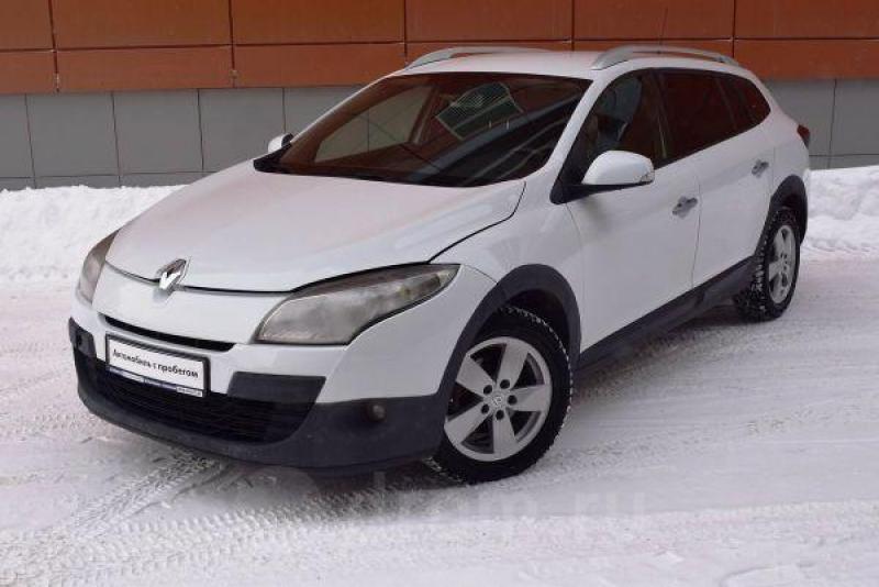 Renault Megane 1.5 dCi EDC (110 л. с.)