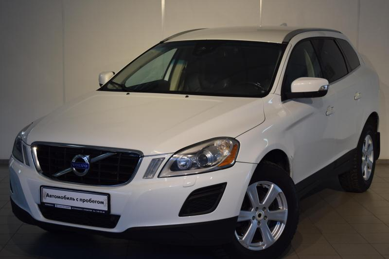 Volvo XC60 2.4d AT (163 л.с.) 4WD