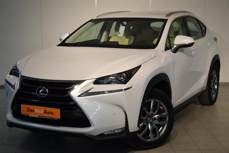 Lexus NX 200t 2.0 AT (238 л.с.) 4WD Progressive