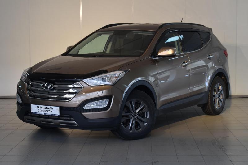 Hyundai Santa Fe 2.4 AT 4WD (174 л. с.)
