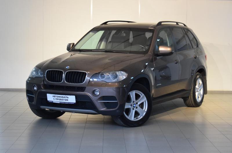 BMW X5 35i 3.0 AT (306л.с.) 4WD