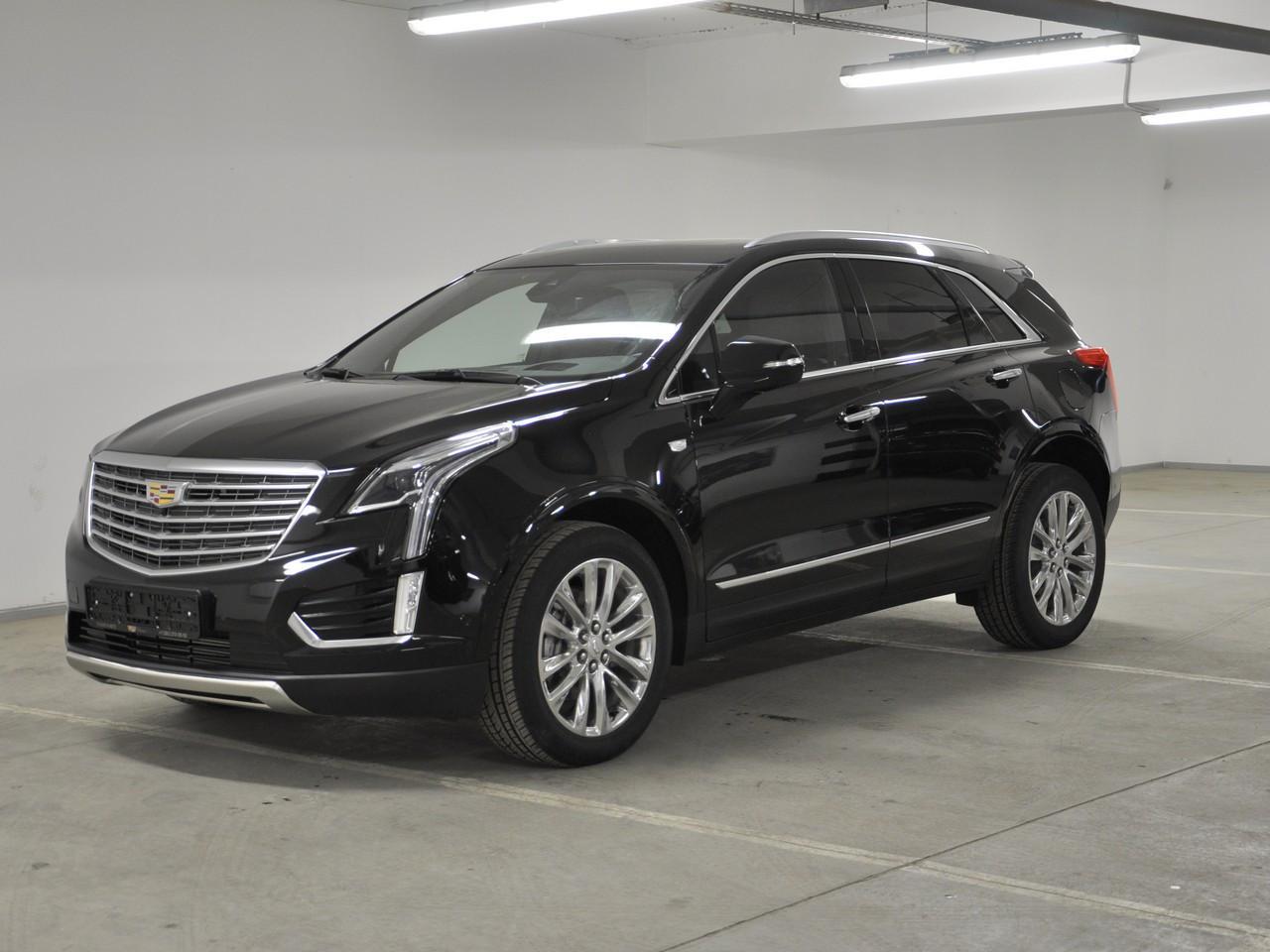 Cadillac XT5 3.6 AT AWD (314 л. с.) Platinum