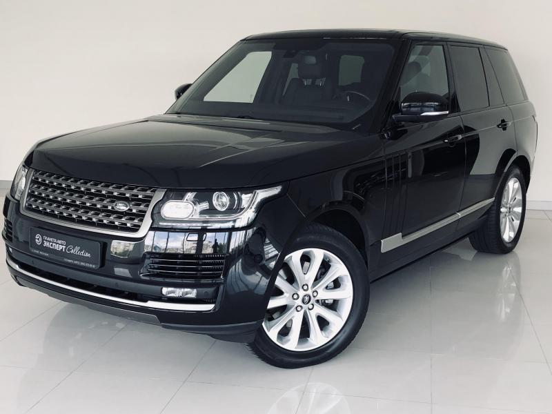 Land Rover Range Rover 3.0d AT (248л.с.) 4WD