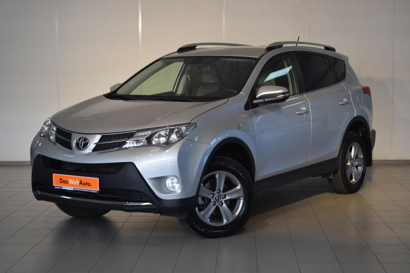 Toyota RAV4 2.5 AT (180 л. с.)