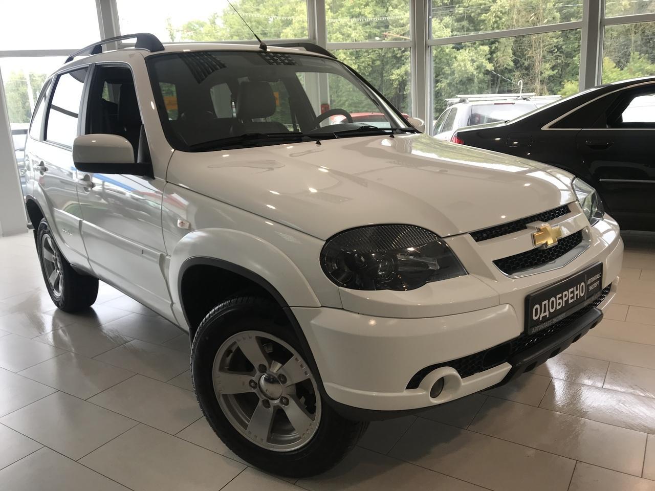Chevrolet nivaNiva