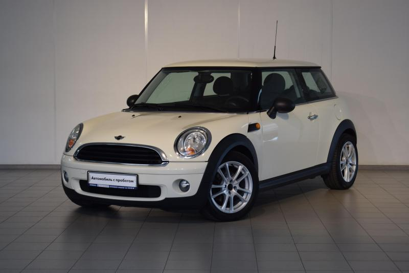 Mini One 1.4 MT (95 л.с.)