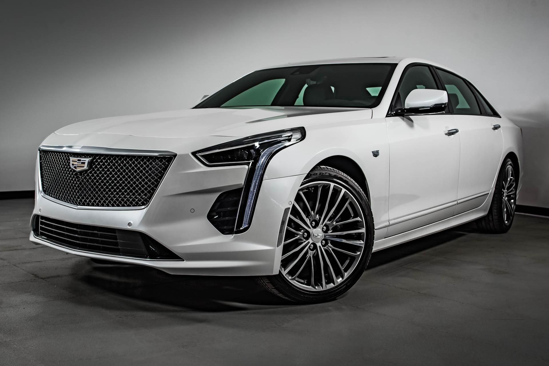 Cadillac CT6 3.6 AT AWD (340 л.с.) Sport