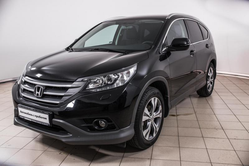 Honda CR-V 2.0 MT 4WD (150 л. с.)