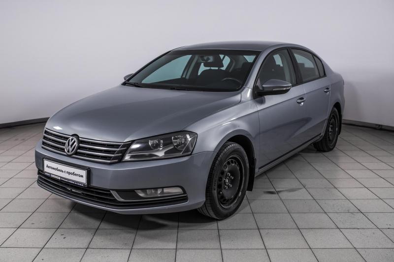 Volkswagen Passat 1.4 TSI MT (122 л. с.)