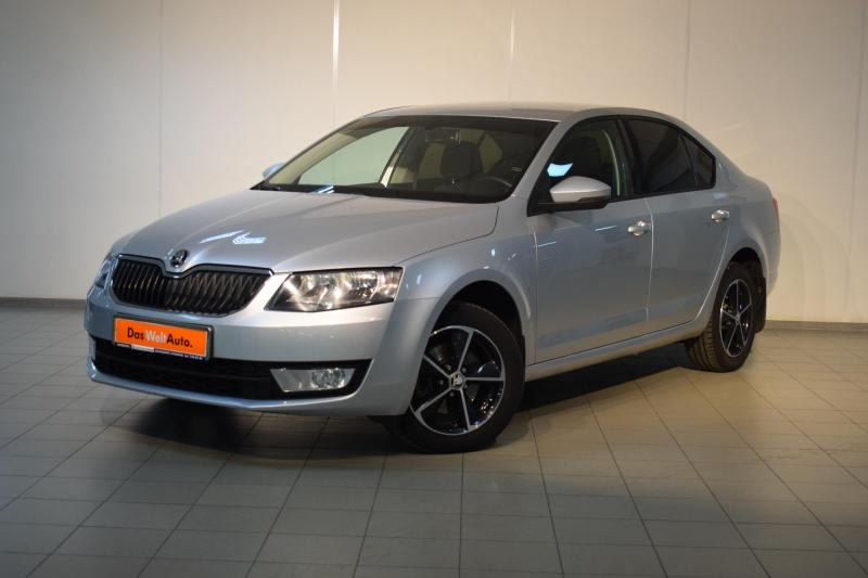ŠKODA Octavia 1.6 AT (110 л.с.)