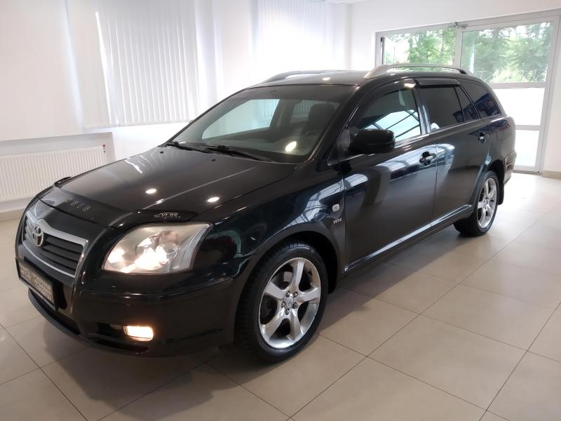 Toyota Avensis 2.0 AT (147 л.с.)