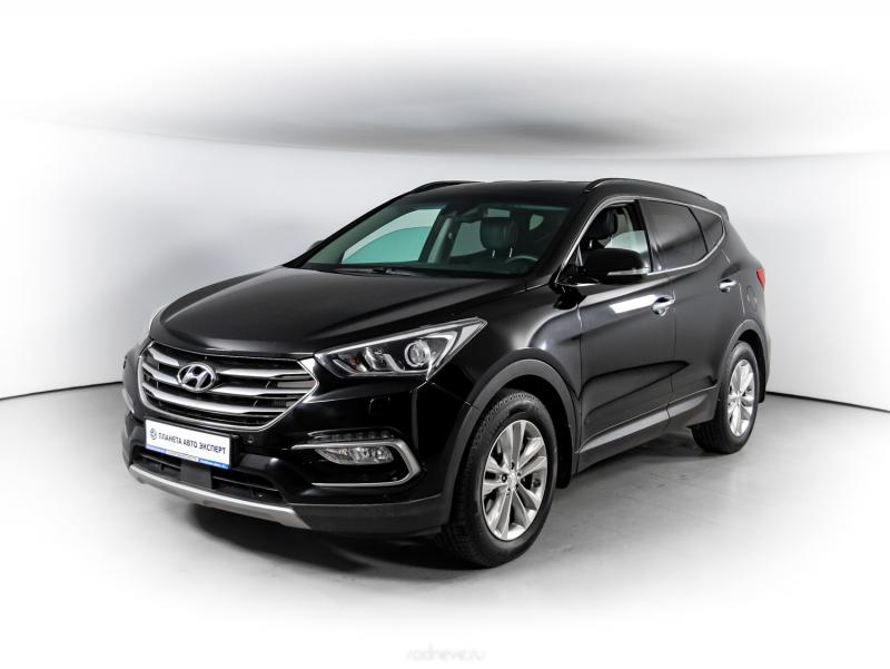 Hyundai Santa Fe 2.2 CRDI AT AWD (200 л. с.) High-Tech