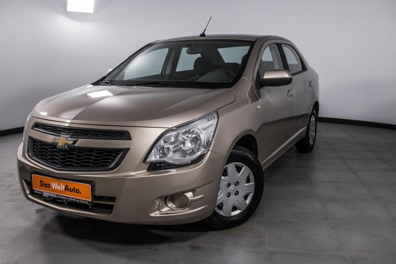 Chevrolet Cobalt 1.5 MT (105 л. с.)