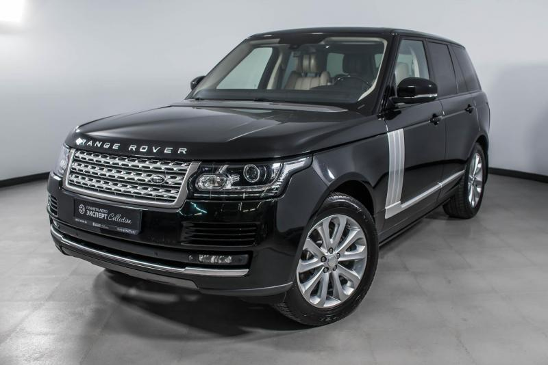 Land Rover Range Rover 3.0 TDV6 AT AWD (249 л. с.) Vogue
